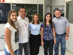 Coordenadora Da FNCC Realiza Visitas A Cooperativas Em Itapira E Rio Claro