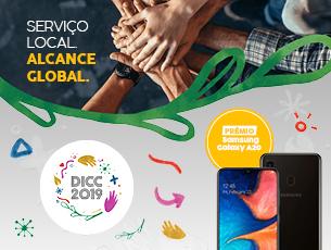 Campanha DICC 2019 E FNCC: A Cooperação Em Suas Mãos